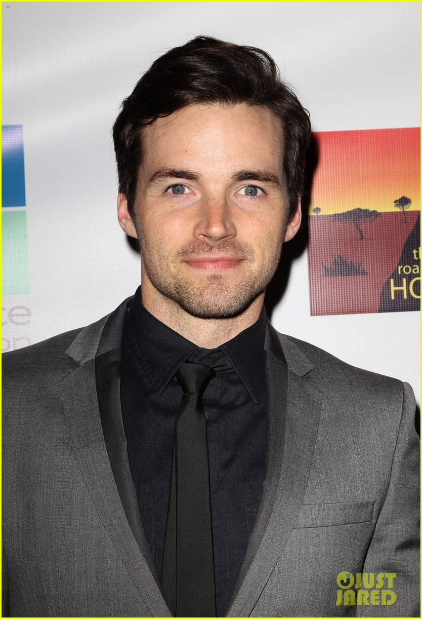brant daugherty ian harding support a good cause at the road to hope charity benefit 04