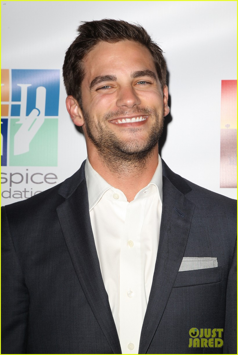 brant daugherty ian harding support a good cause at the road to hope charity benefit 19