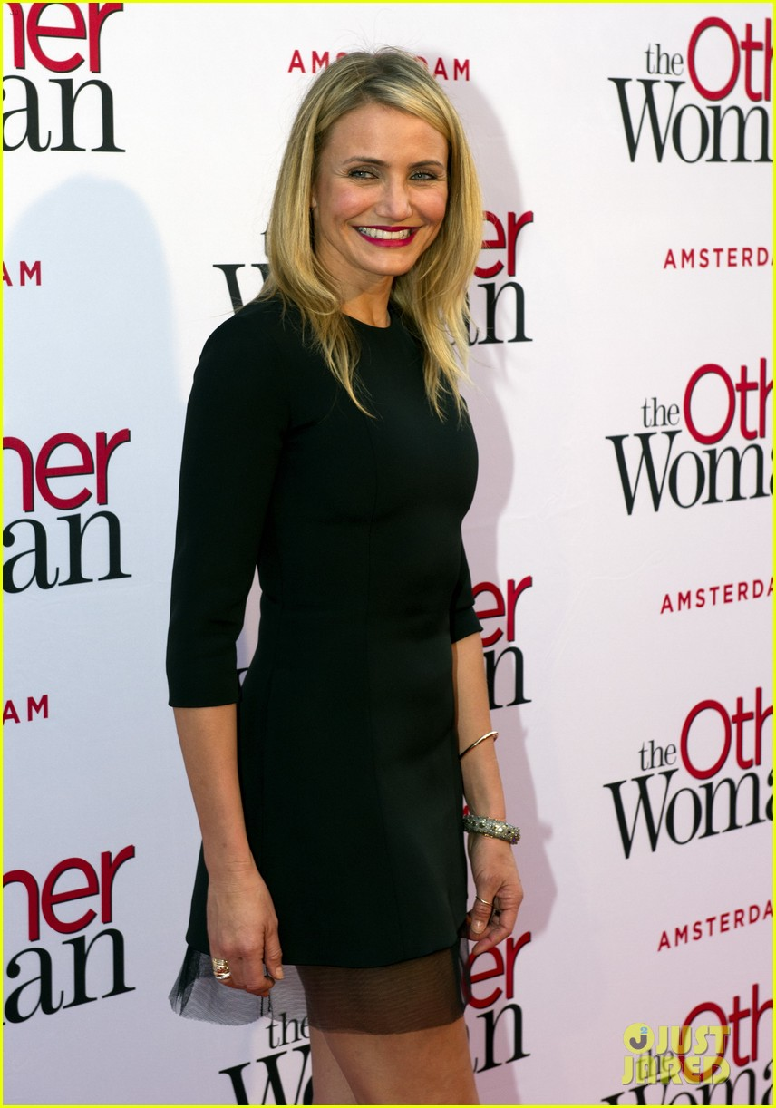 diaz gets glam with kate upton leslie mann for the other woman 12