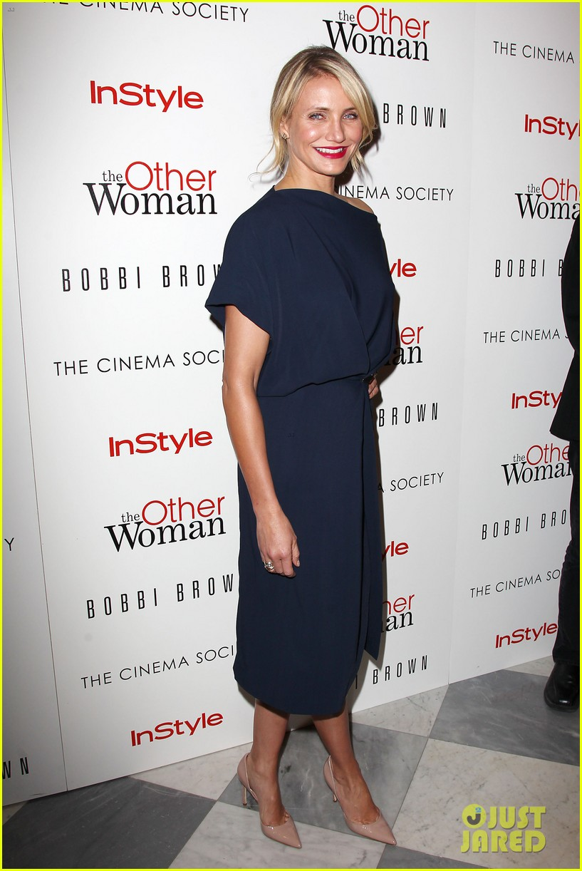 cameron diaz leslie mann kate upton final other woman screening 29