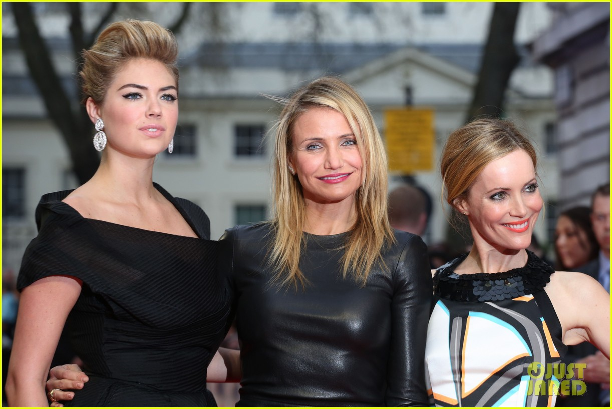 cameron diaz kate upton continue to wow us on other woman press tour 17