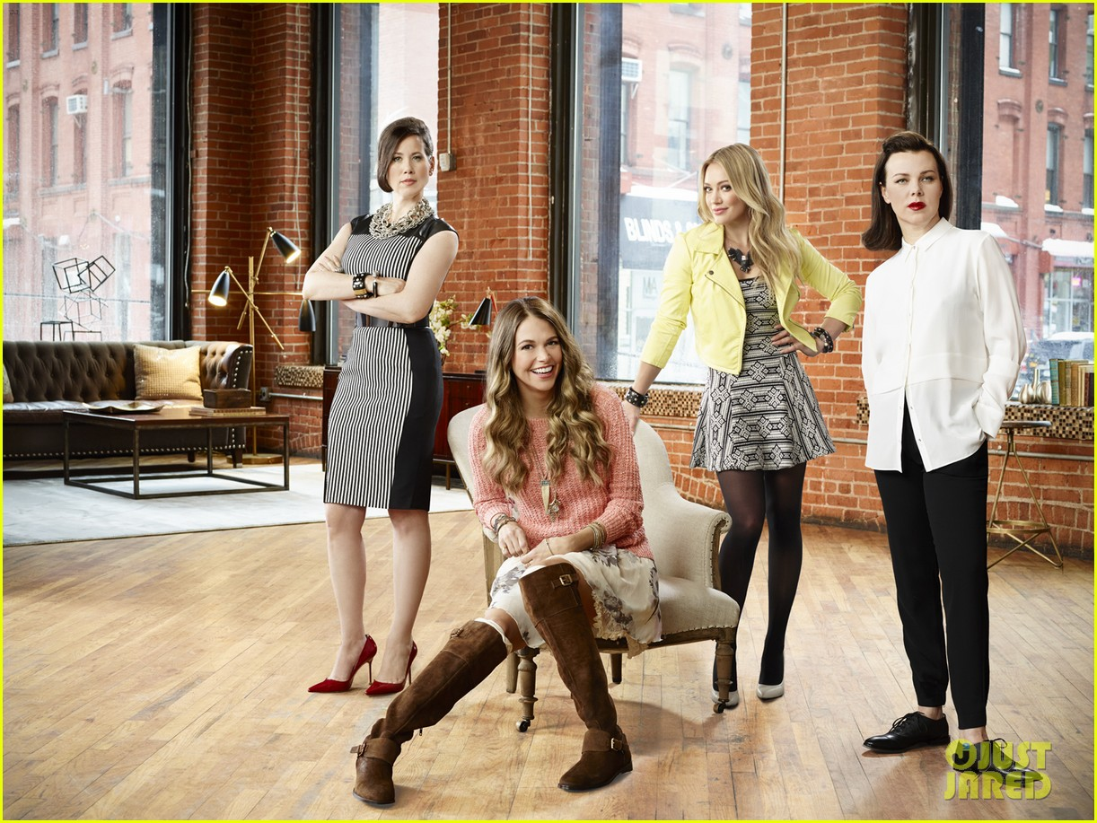 hilary duff sutton foster younger