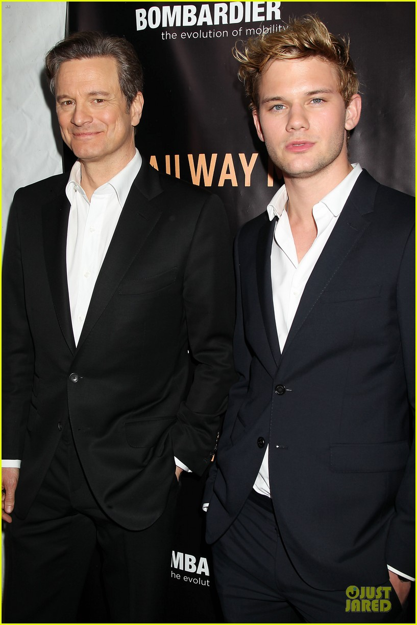 colin firth jeremy irvine railway man to nyc 02