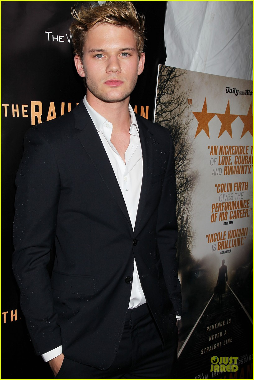 colin firth jeremy irvine railway man to nyc 103086760