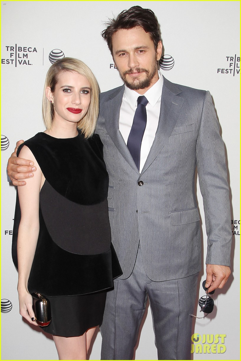 james franco emma roberts take palo alto to tribeca fest 11