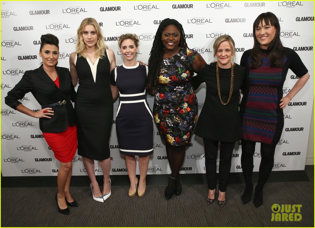 greta gerwig help glamour reveal their top 10 college women 043094475