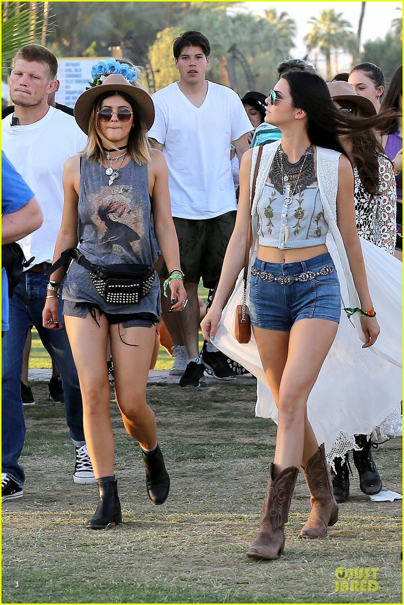 selena gomez bra sheer dress at coachella 233089470