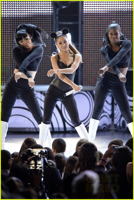 ariana grande radio disney music awards 2014 013100914