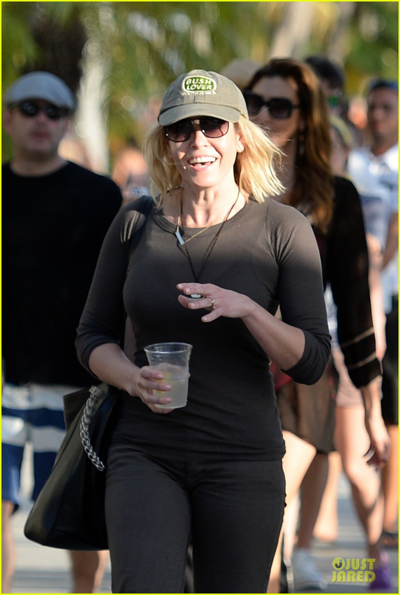 chelsea handler black bra in sheer top 06