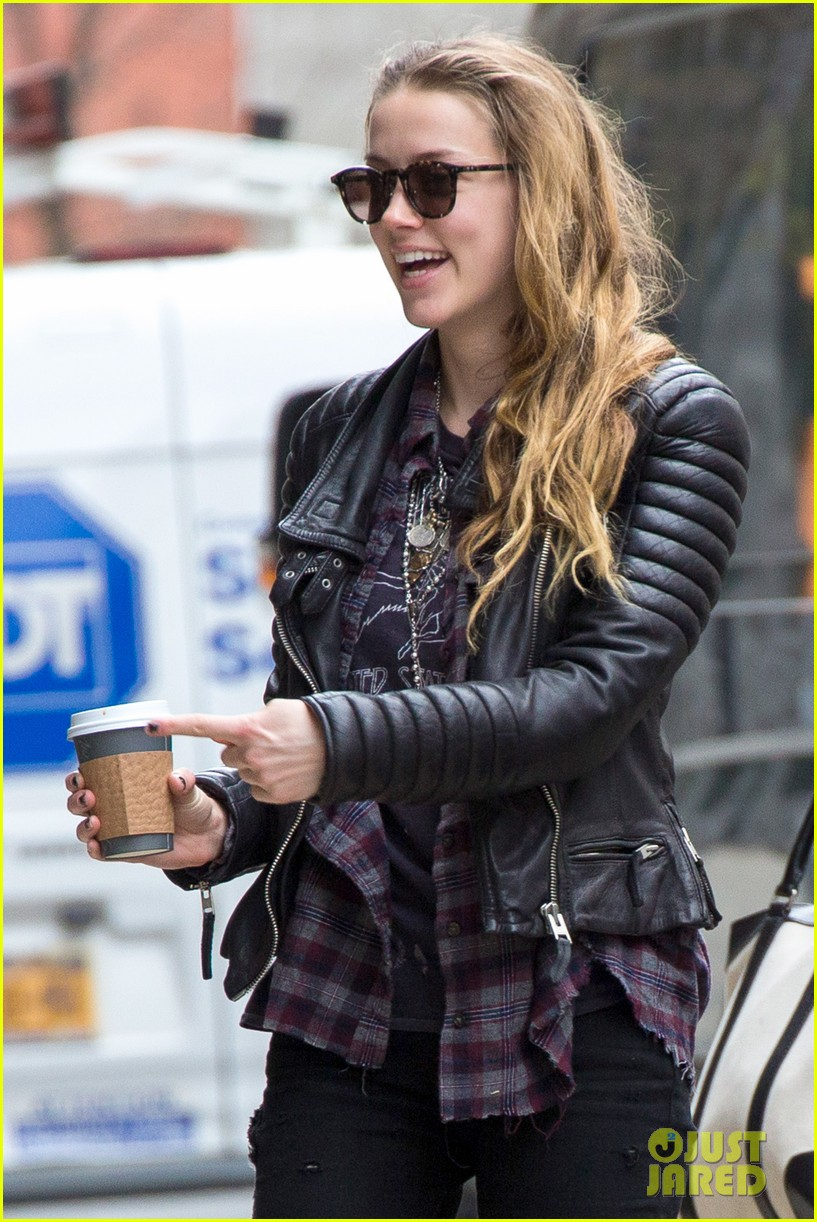 amber heard is still beaming after her birthday 083097631
