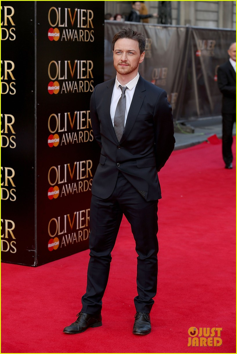 tom hiddleston james mcavoy olivier awards 2014 08