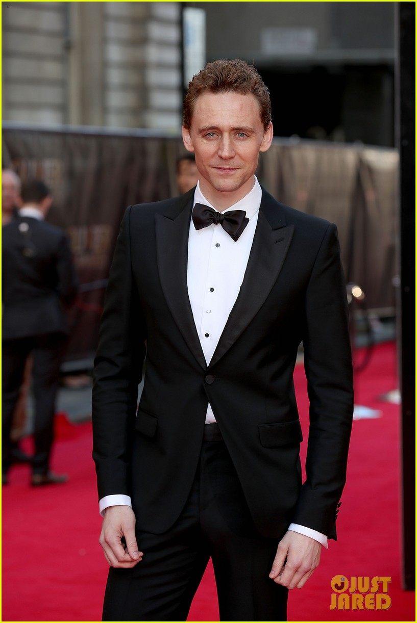 tom hiddleston james mcavoy olivier awards 2014 11