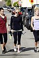 julianne hough nikki reed hiking with cara santana 12