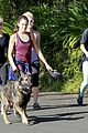 julianne hough nikki reed hiking with cara santana 20