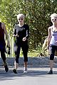 julianne hough nikki reed hiking with cara santana 21
