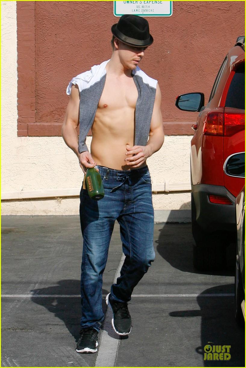 derek hough shirtless body reason why you should dance 073095131