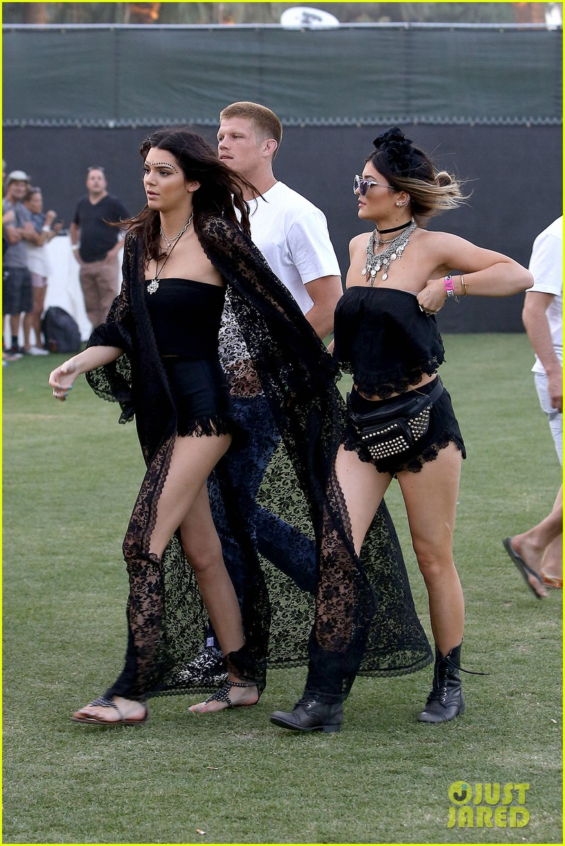 kendall kylie jenner went all out with coachella outfits 213090296
