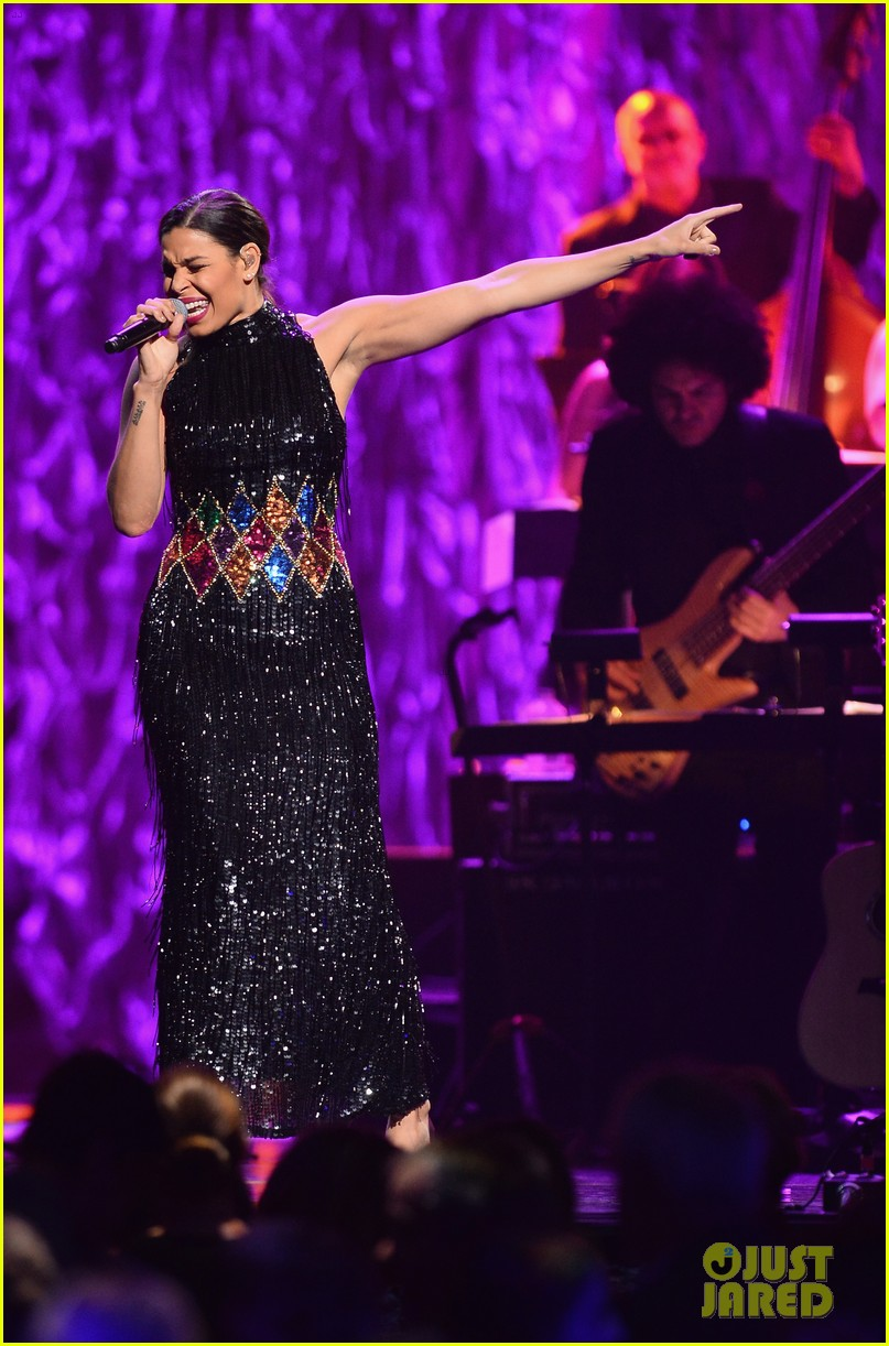 jordin sparks ricky martin perform power of love gala 123100223