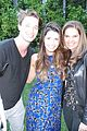 katherine schwarzenegger receives lots of support from family at her book launch 02