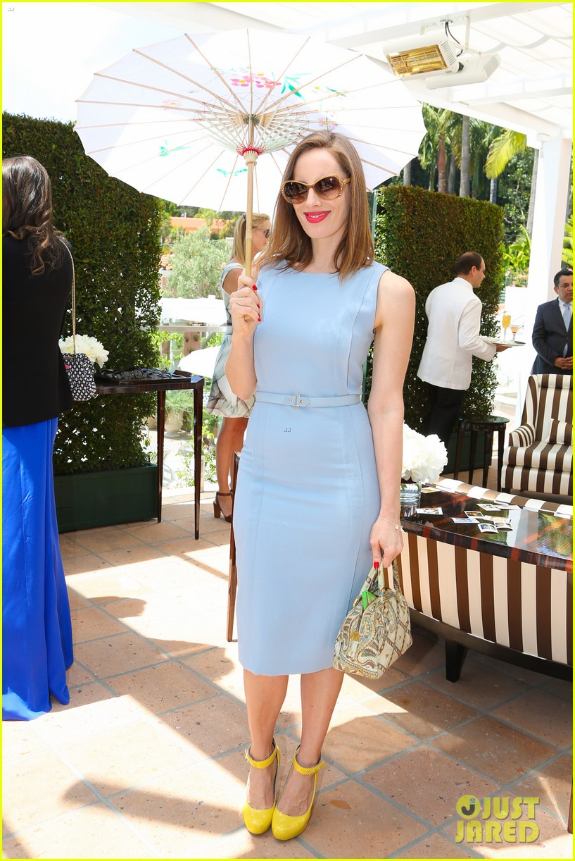jaime king birthday carolina herrera luncheon 093098417