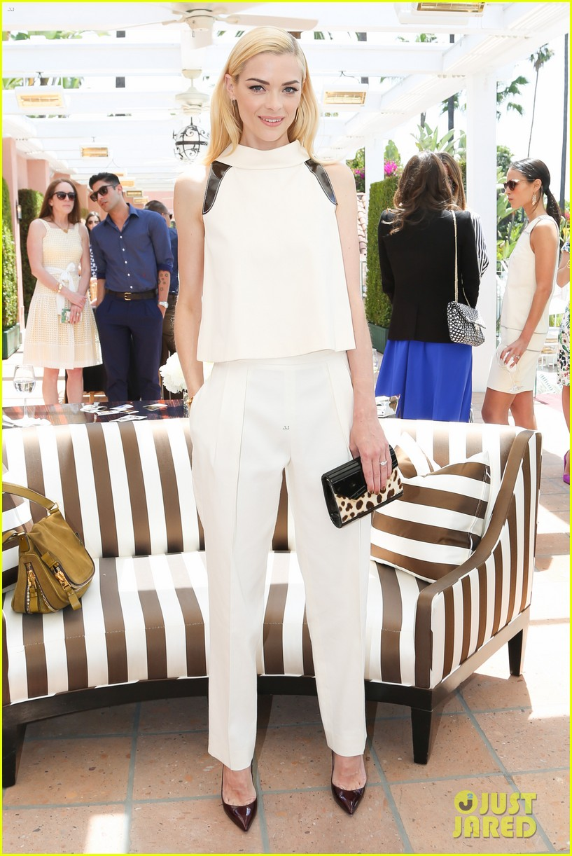 jaime king birthday carolina herrera luncheon 103098418