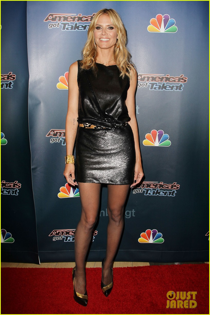 heidi klum americas got talent new york 183084649
