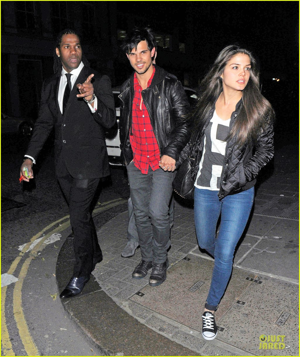 taylor lautner marie avgeropoulos inseparable london 04