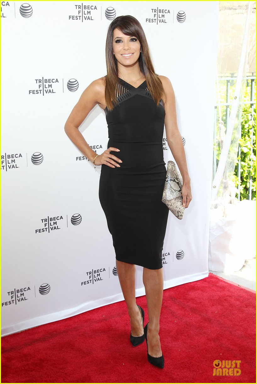 eva longoria exposes food chains at tribeca 013099725