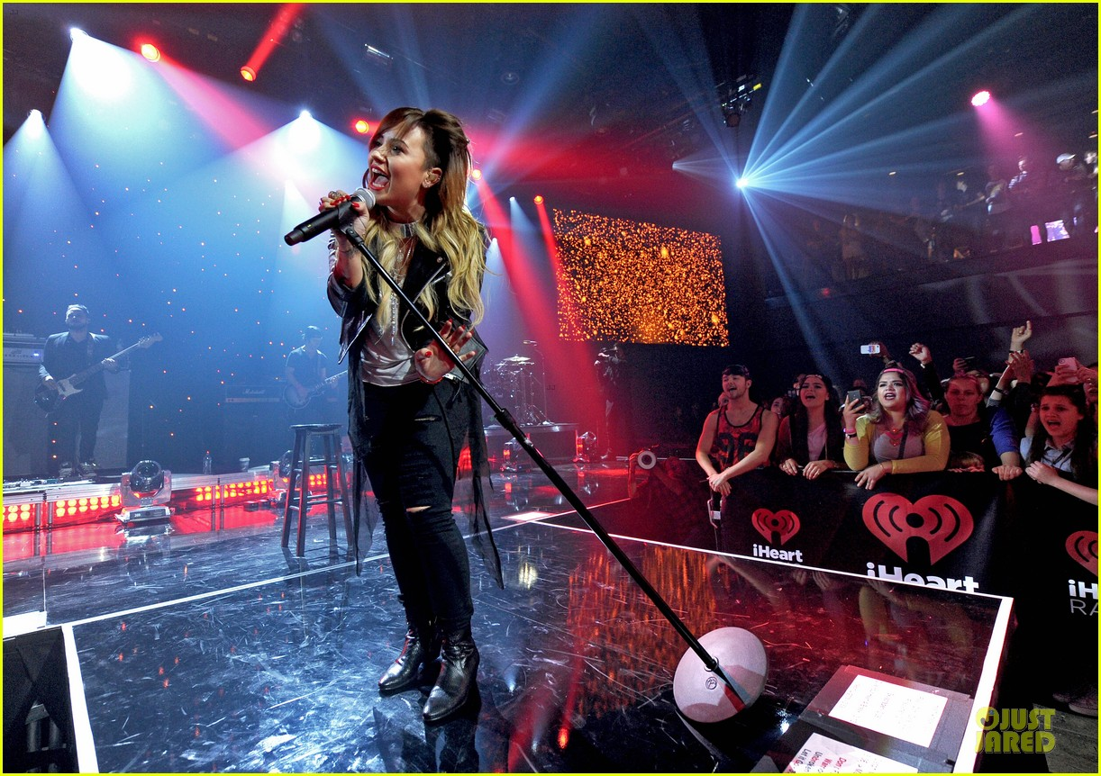 demi lovato cover ed sheeran give me love 08