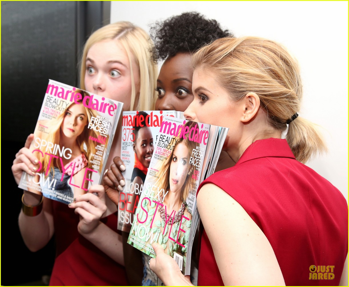 lupita nyongo kate mara celebrate marie claire covers 133087272