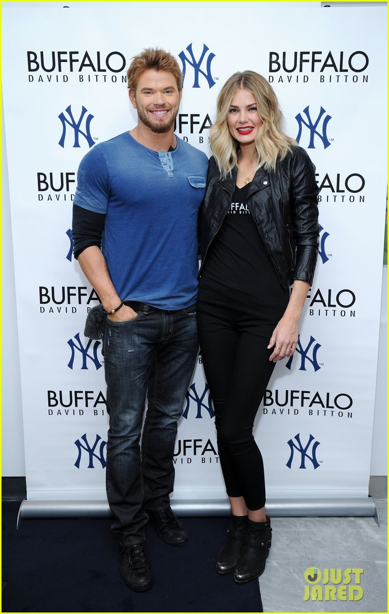 kellan lutz crosses an item off his bucket list all while doing good work 033087478