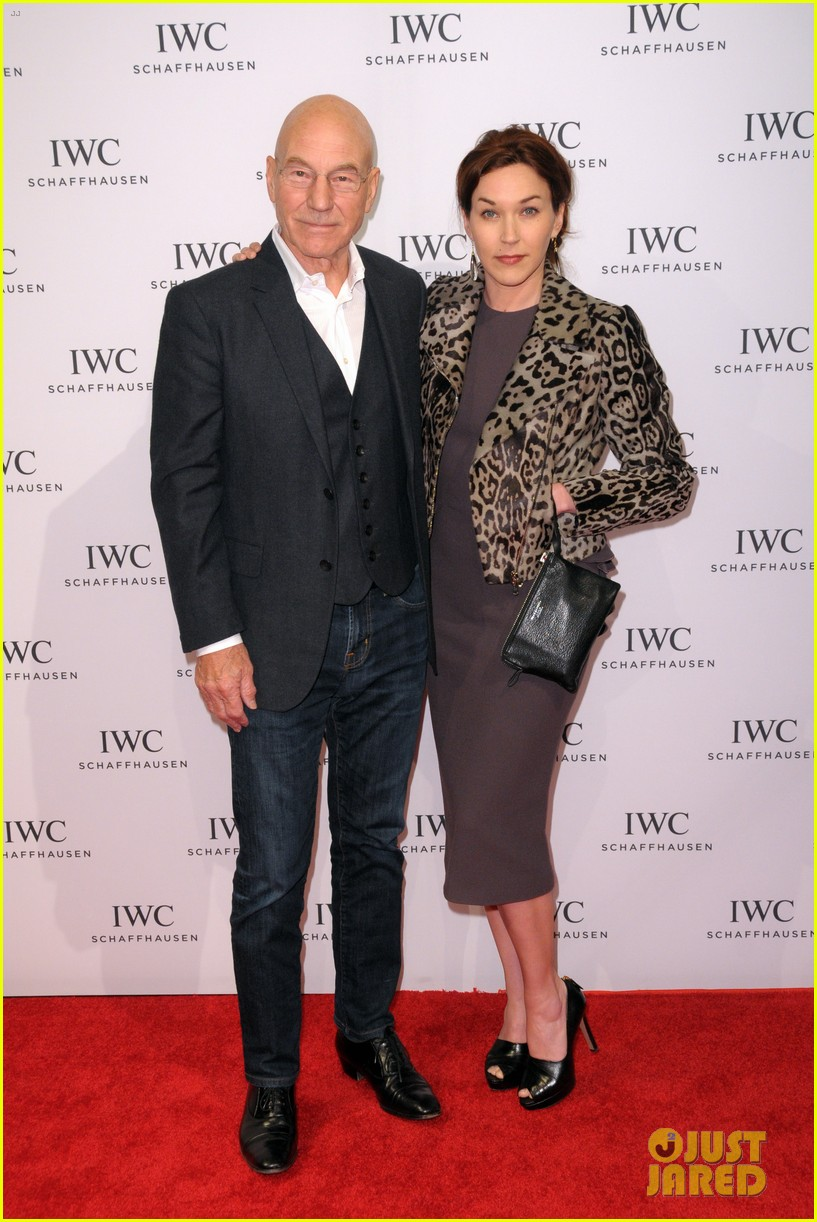x men patrick stewart james marsden iwc tribeca dinner 04