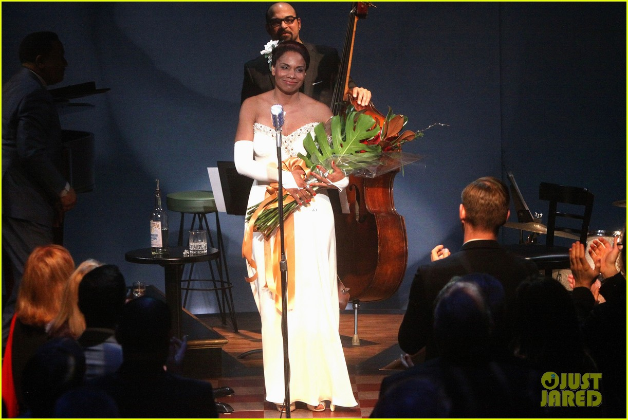 audra mcdonald makes debut as billie holiday on broadway 183091930