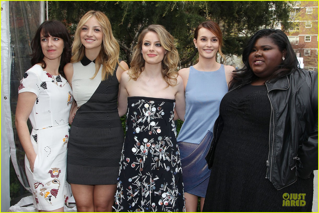 leighton meester life partners at tribeca premiere 04