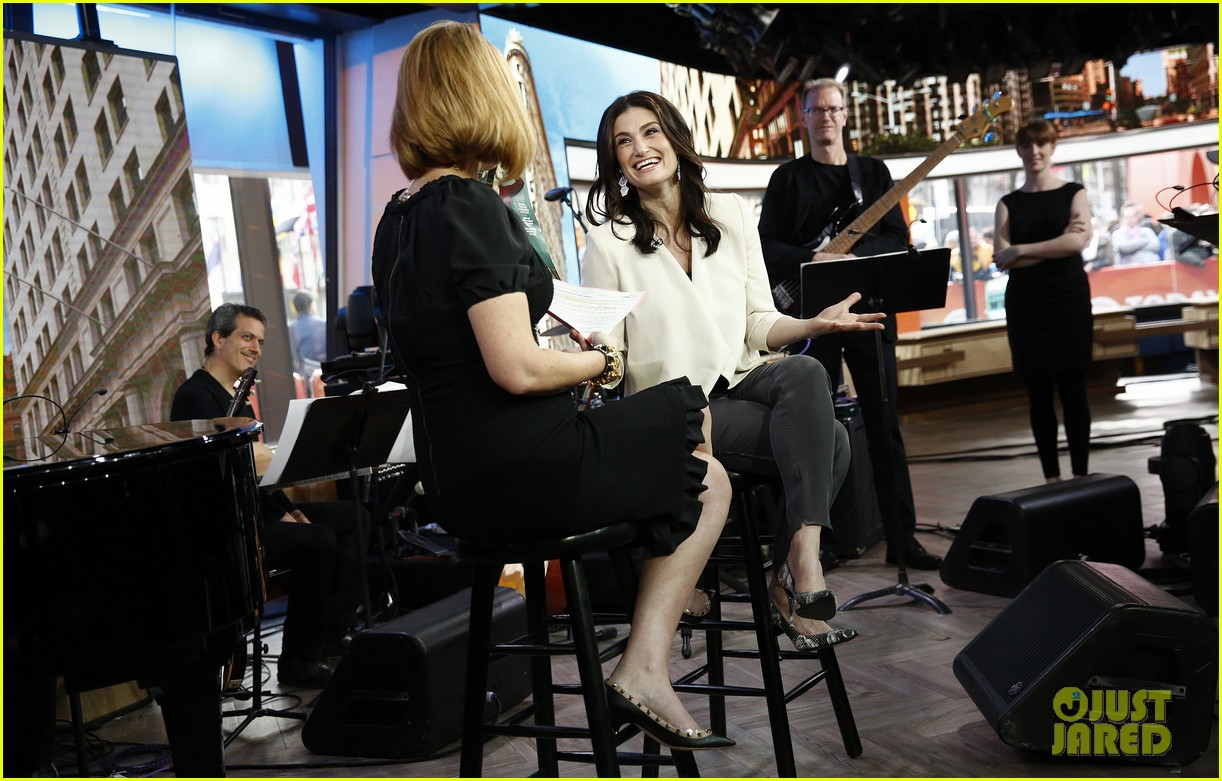 idina menzel today show if then 02