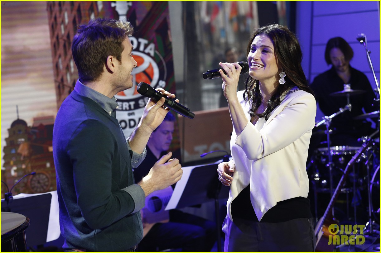idina menzel today show if then 05