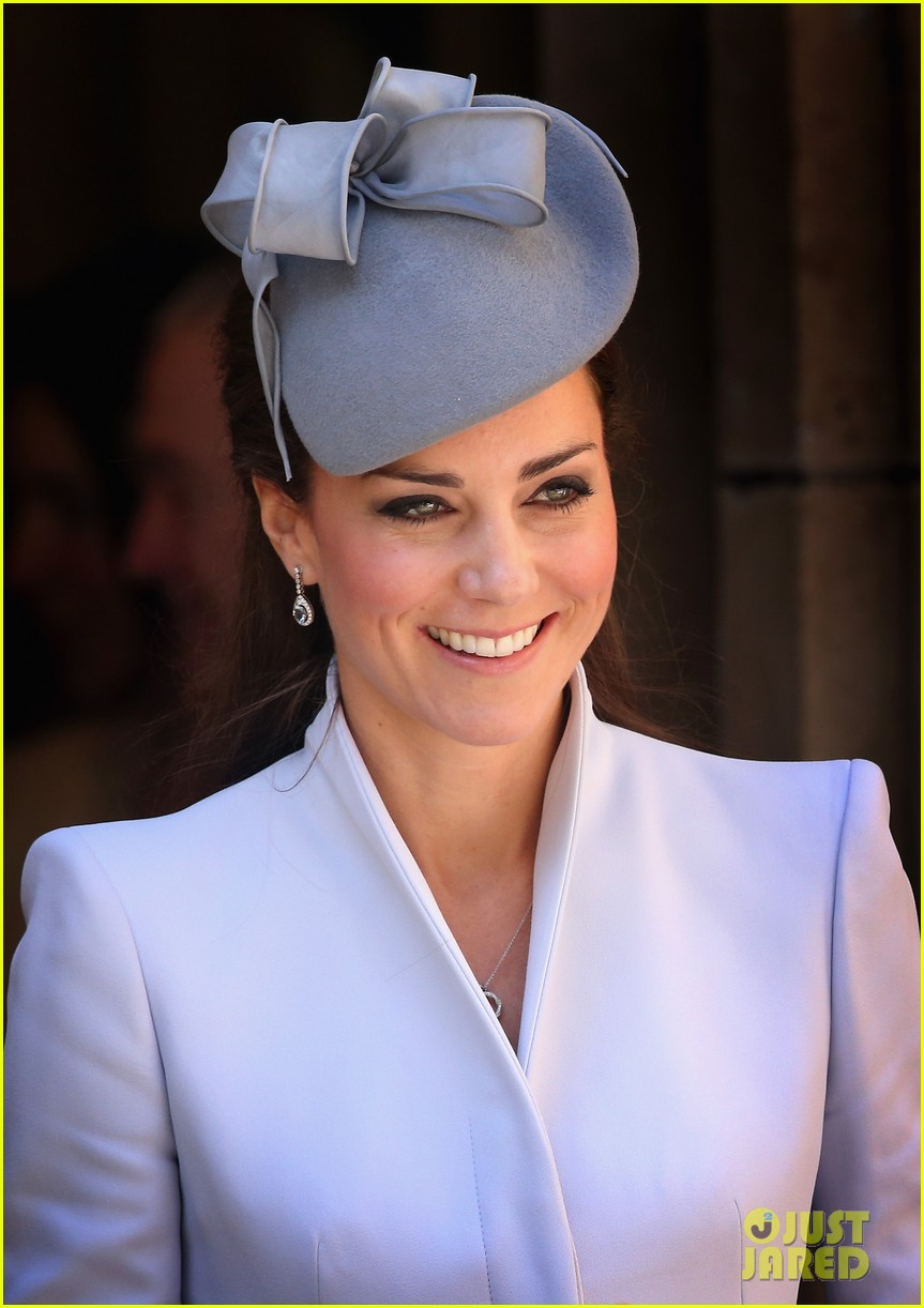 kate middleton definitely wins easter sunday best dressed 013095357