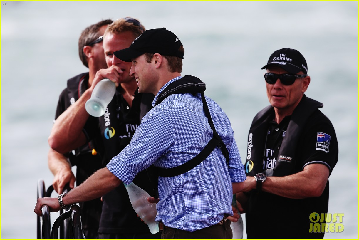 kate middleton prince william racing yachts 18