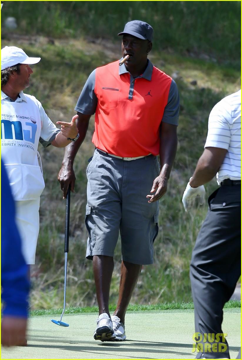 f83653af Nick Jonas & Jesse Williams Make Golf Look Good at Michael Jordan's  Celebrity Invitational 2014: Photo 3085427 | Aaron Rodgers, Bruce Jenner,  Jesse Williams ...