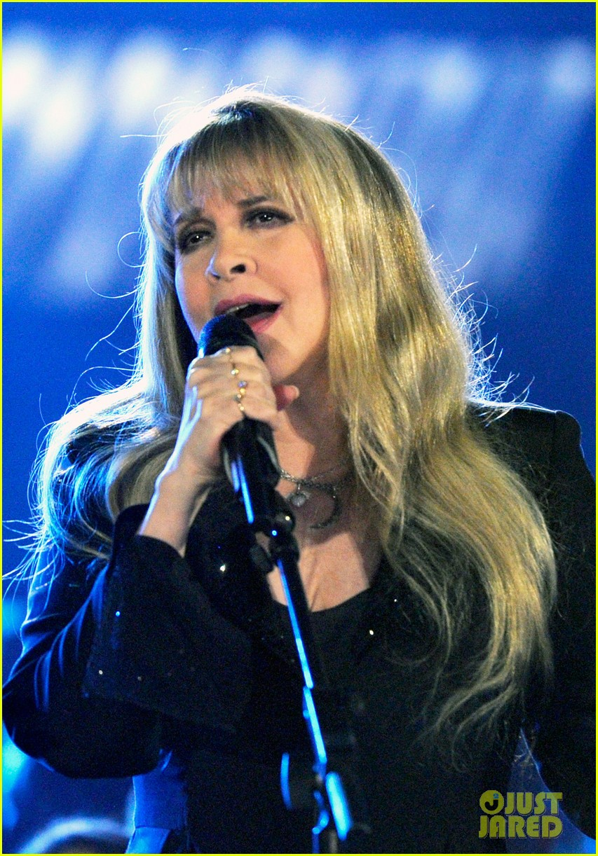 stevie nicks lady antebellum perform together acm awards 2014 06