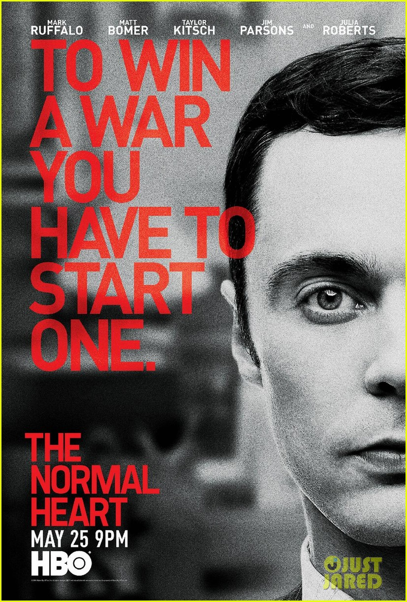 the normal heart teaser posters 01