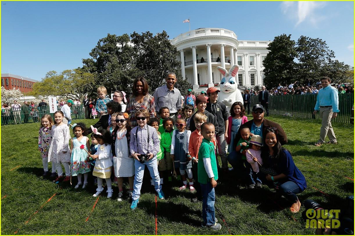 michelle obama white house easter egg roll 15