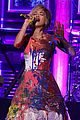 rita ora has paint party for i will never let you down performance on tonight show 09