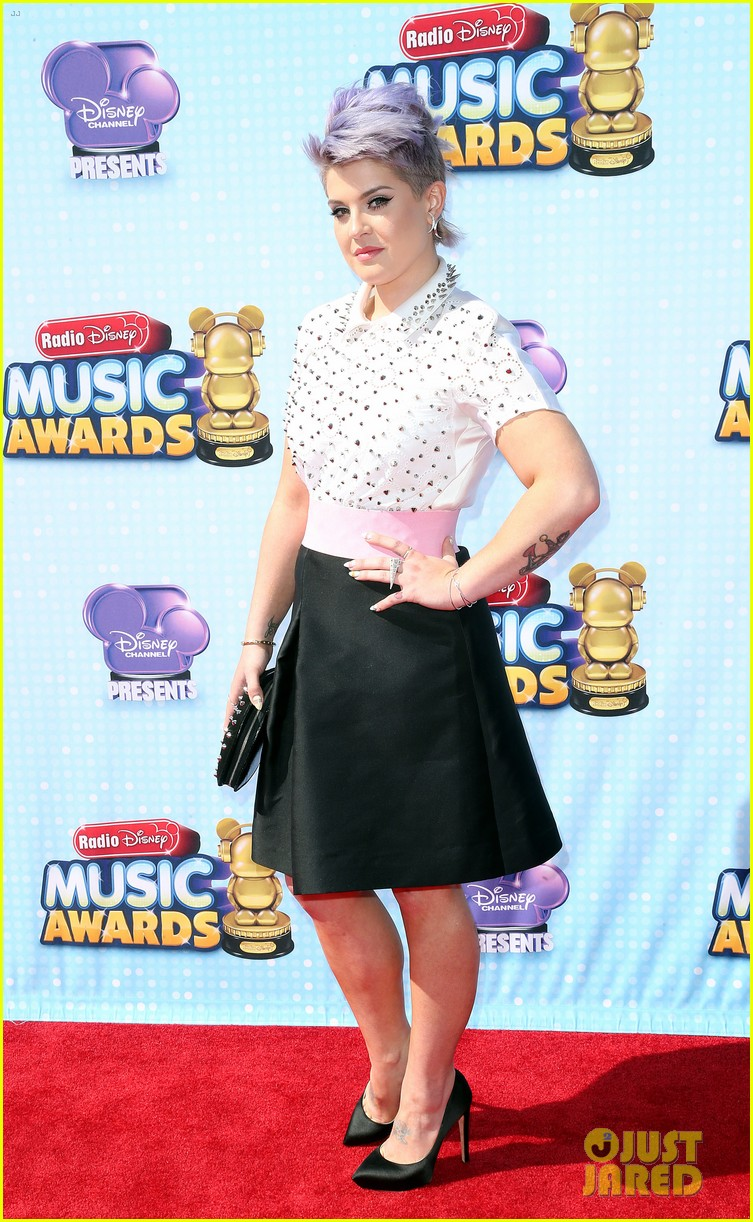 kelly osbourne radio disney music awards 2014 013099836