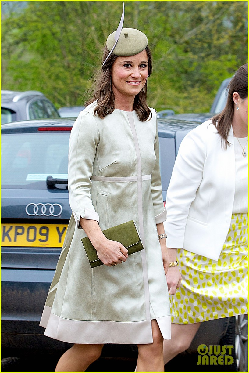 pippa middleton goes green for her friends wedding 06