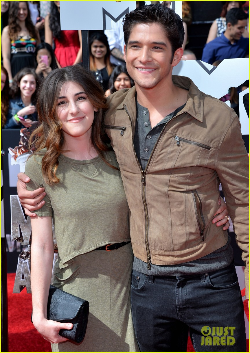 tyler posey seana gorlick mtv movie awards 2014 07
