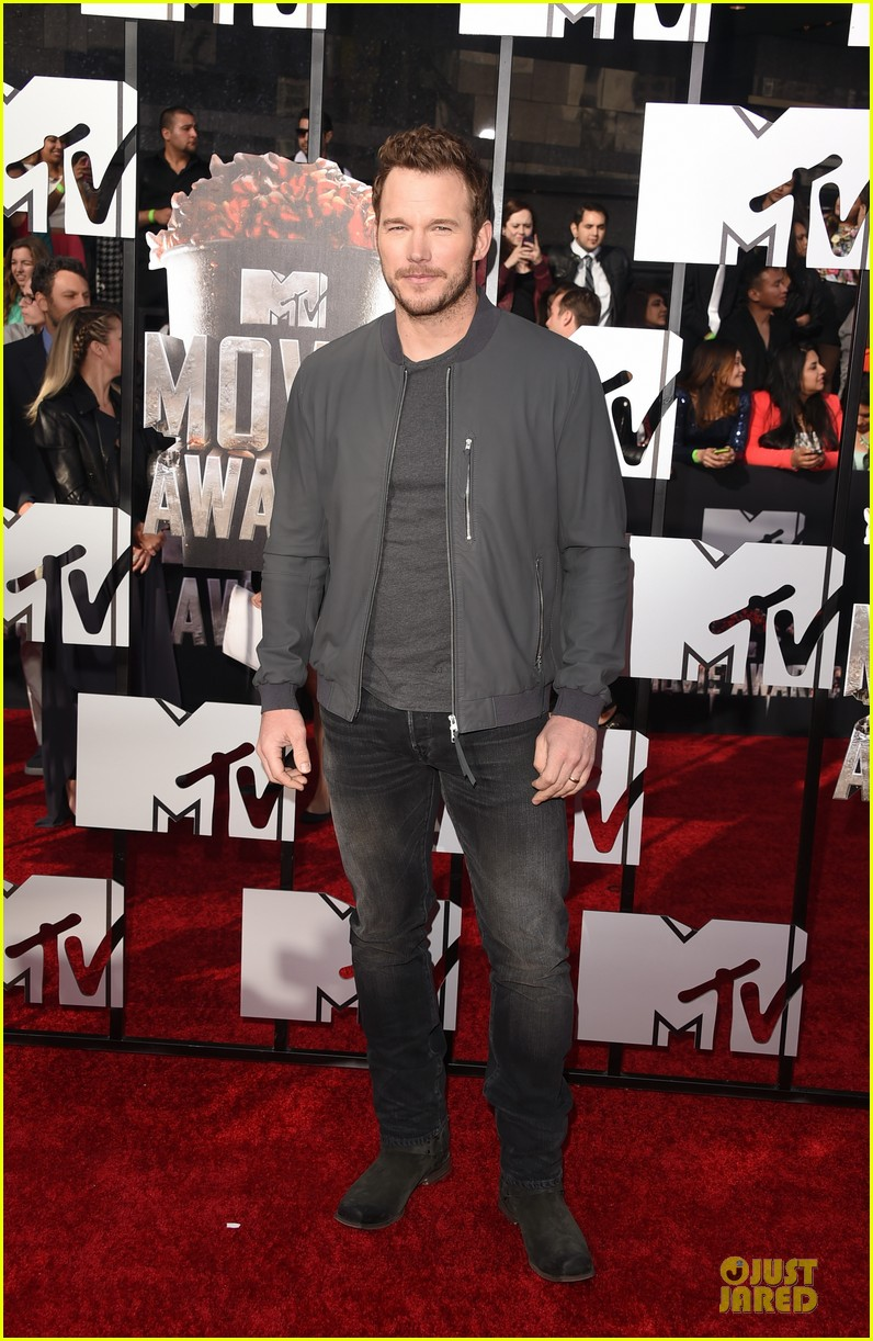 chris pratt cool stud mtv movie awards 03