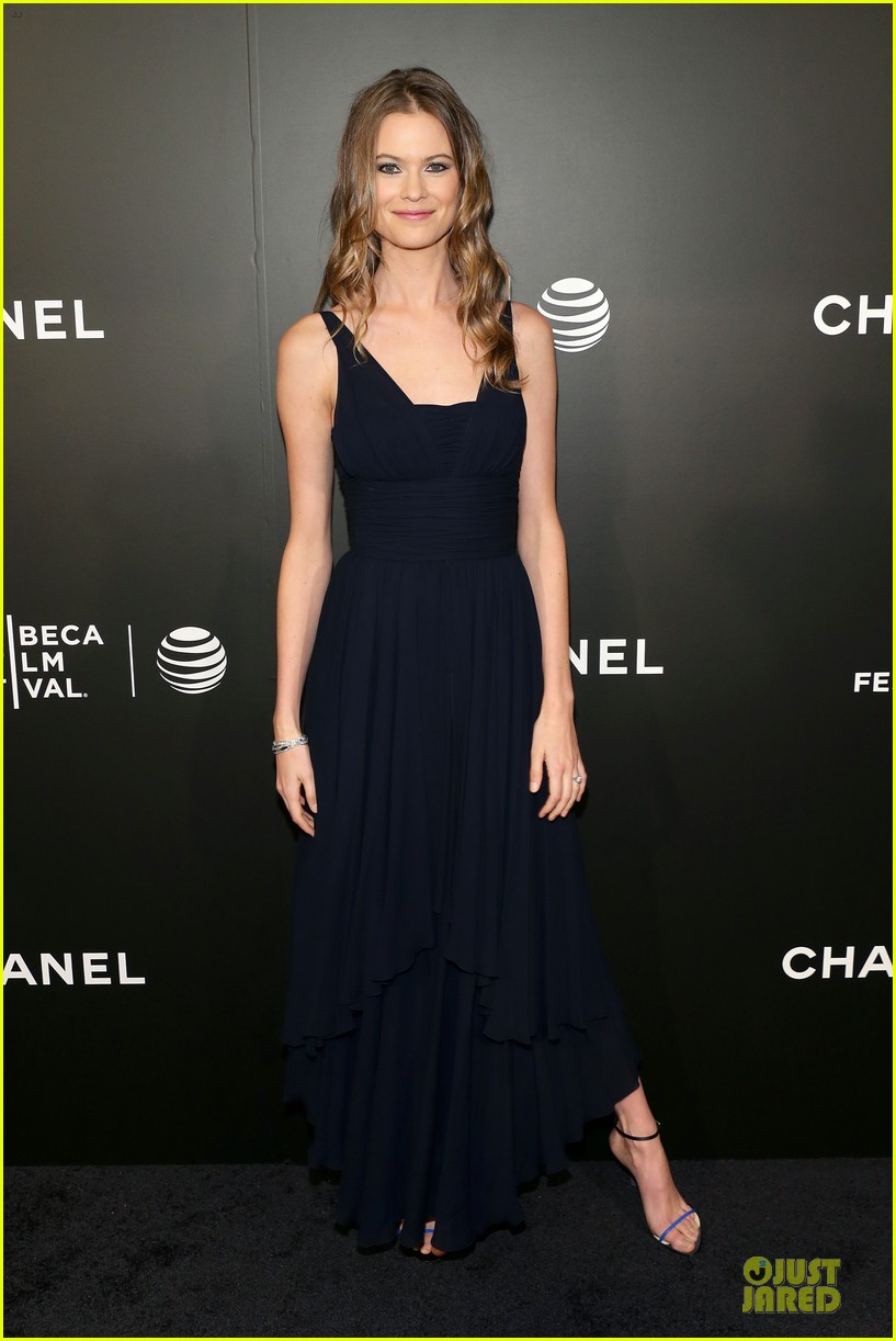 behati prinsloo begin again tribeca premiere 063099820