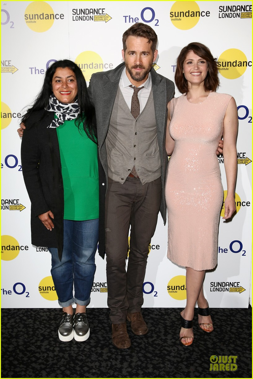 ryan reynolds gemma arterton the voices sundance london fest 103099778