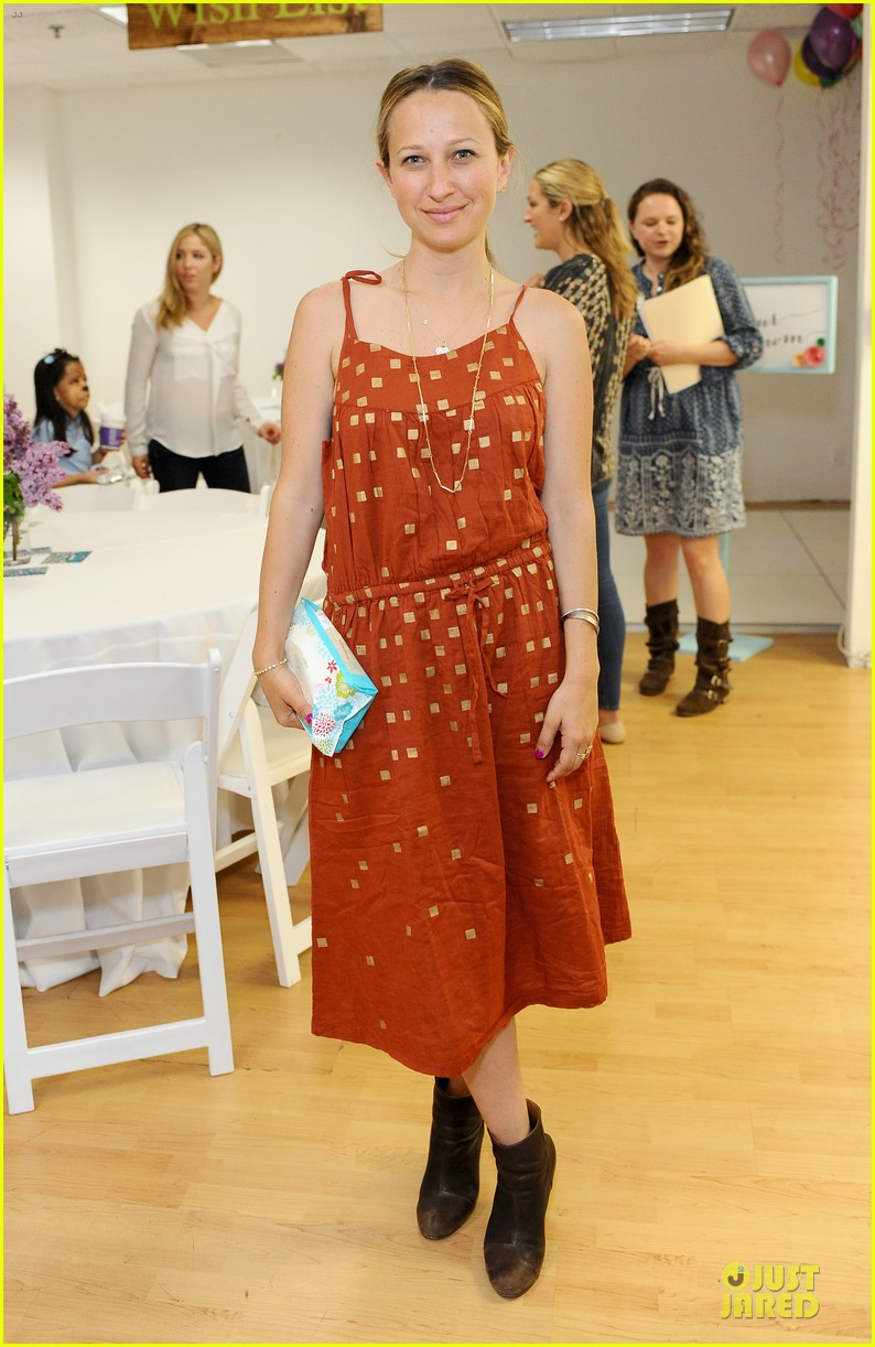 nicole richie baby mother day celebration 09